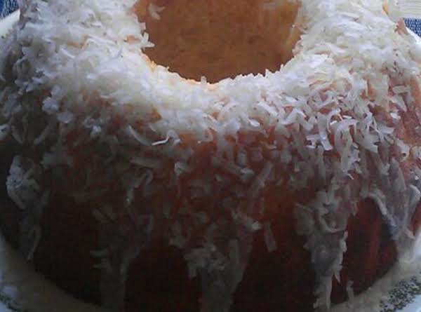 Mama's Fruity Cake Recipe