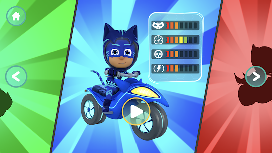 PJ Masks: Racing Heroes 1