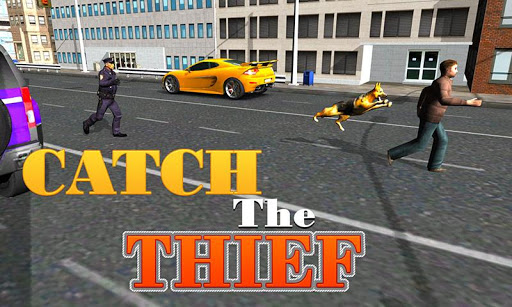 Police Dog Chase: Crime Town