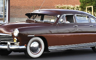 Hudson Super Six Four Door Sedan Rent Fyn