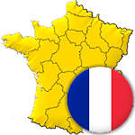 French Regions - Capitals and Maps of France Quiz Icon