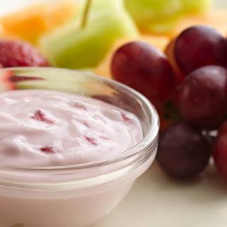 Marshmallow Creme Fruit Dip Yogurt Recipes
