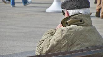 El número de pensionistas sigue creciendo en España.
