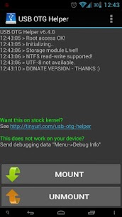 USB OTG Helper [root] 6.6.1 MOD for Android 2