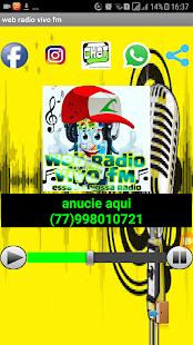 Download WEB RADIO VIVO FM For PC Windows and Mac apk screenshot 3