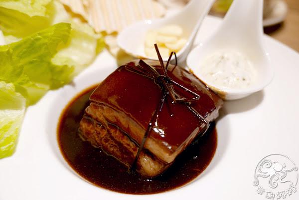 淡海輕軌美食follow me 亨米廚房,溫馨中式時尚餐廳,將中式料理昇華為藝術,個人套餐也只要168元,一個人也要好好吃!年菜預購中!