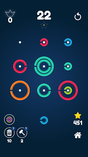 Stackz - Put the Rings on: Color Puzzle  {cheat|hack|gameplay|apk mod|resources generator} 4