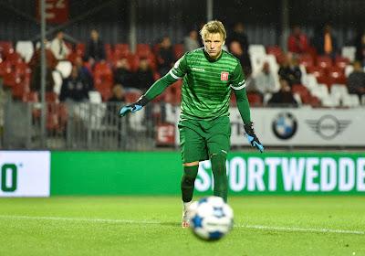 Un nouveau gardien pour Waasland-Beveren