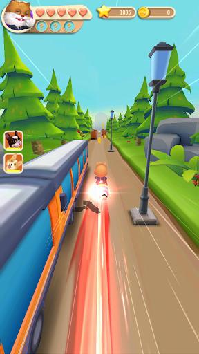 Forest Run - Pet Home android2mod screenshots 9