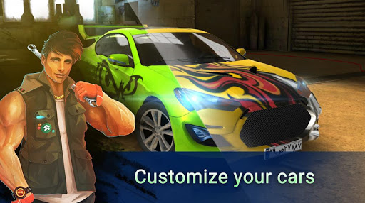 Drift - Online Racing 2 screenshots 1