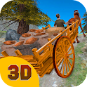 Hill Climb: Farm Horse Racing icon