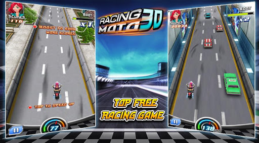 Moto Racing 3D Game 1.1.1 screenshots 11