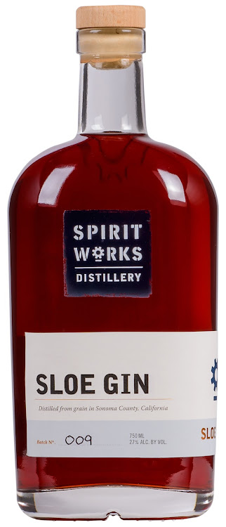 Logo for Spirit Works Distillery Sloe Gin