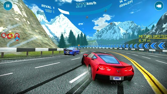 Asphalt Nitro- screenshot