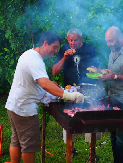 27 Juin 2015 Barbecue Fin d'année
