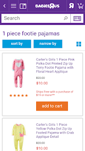 "Babies""R""Us Shopping- screenshot thumbnail"