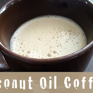 Coconut Oil Coffee Creamer-.