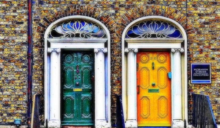 Non aprite quelle porte! di Sir Joe