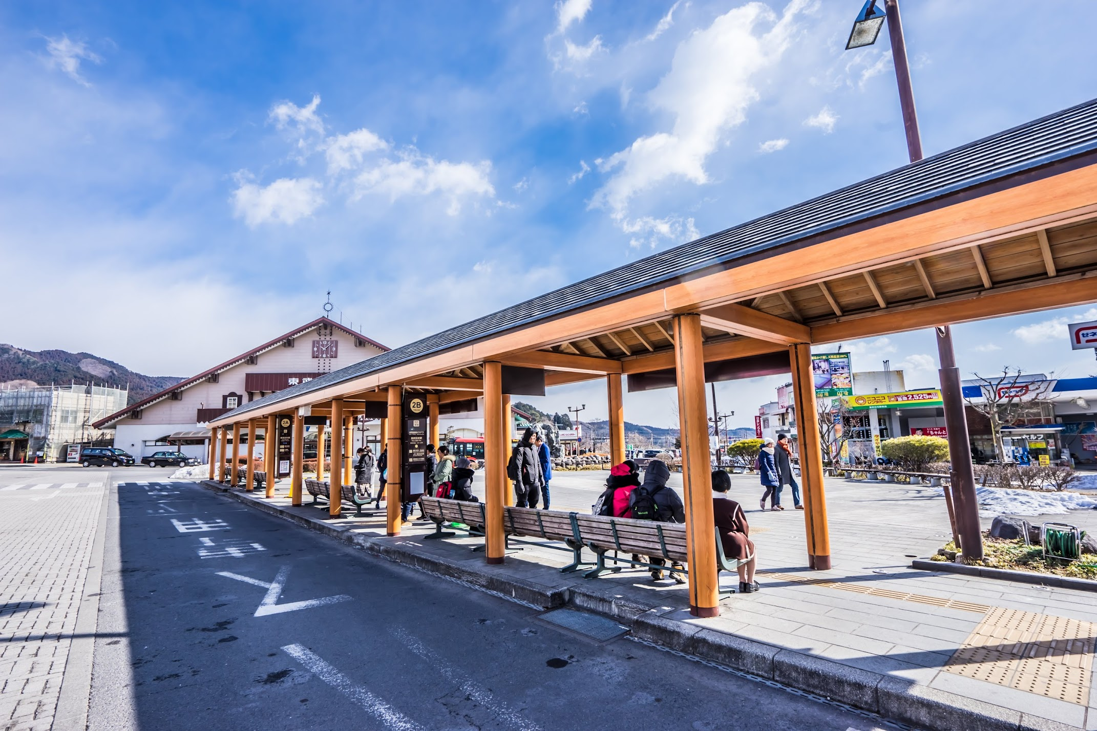 Tobu Nikko station3