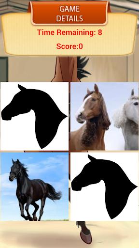 Horses - mind game
