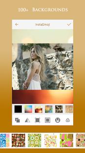Square InstaEmoji Photo Editor screenshot