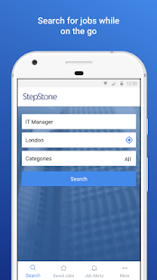 StepStone Job App - náhled