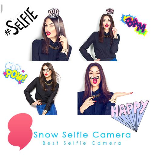 Snow Selfie Camera