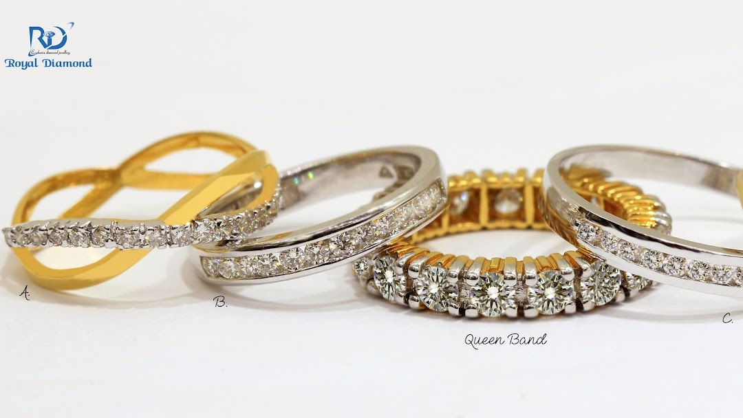 New Royal Diamond Jewelry Store In ঢ ক