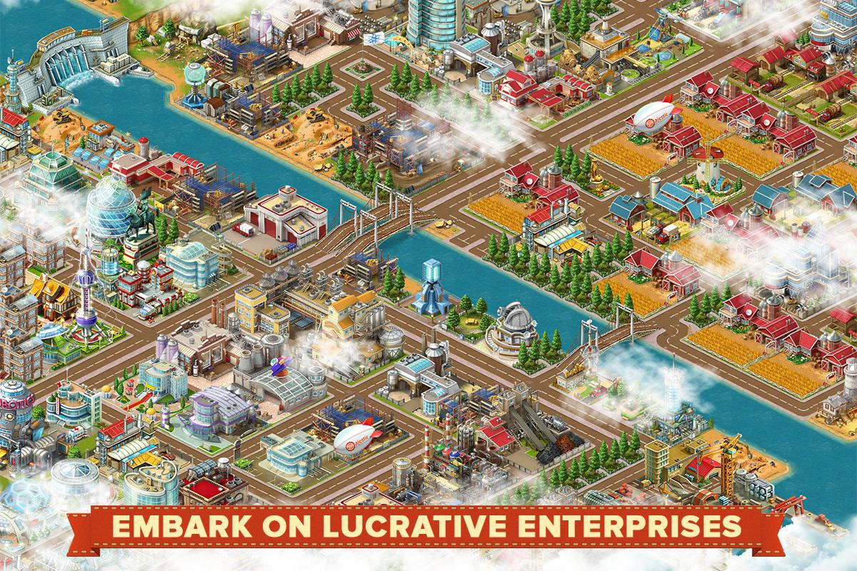 Big Business Deluxe- screenshot