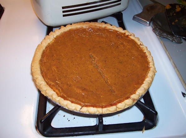 Our  Family  Pumpkin  Pie Recipe