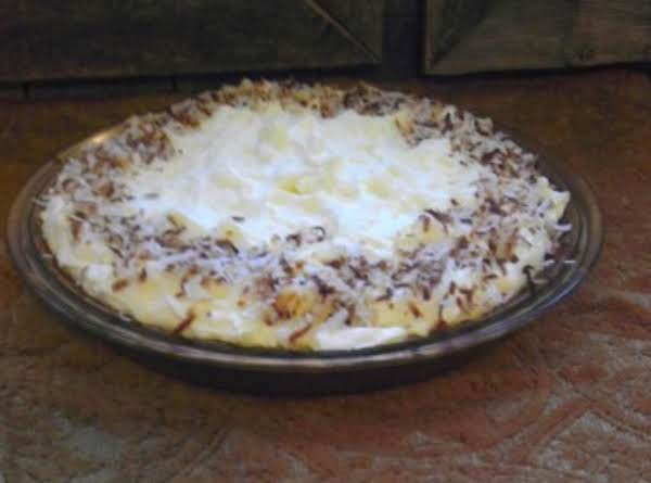 Jules Whipped Coconut Cream Pie Recipe