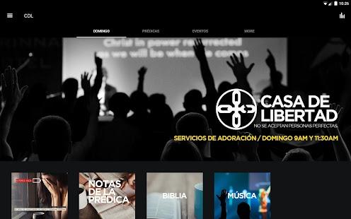 Iglesia Casa de Libertad - náhled