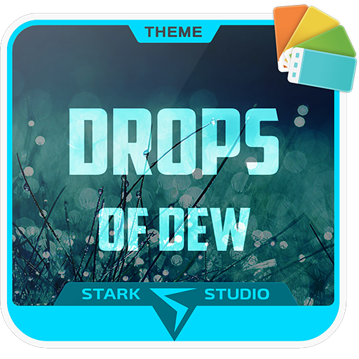 Theme Xp - DROPS OF DEW