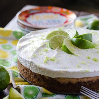 Florida Key Lime Cream Pie