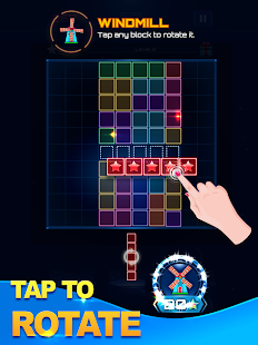 Download Glow Block Puzzle: Free Color Jewel Games 2019 For PC Windows and Mac apk screenshot 9