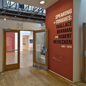 Wallace Berman, Speakin in Tongues : The Art of Wallace Berman and Robert Heinecken