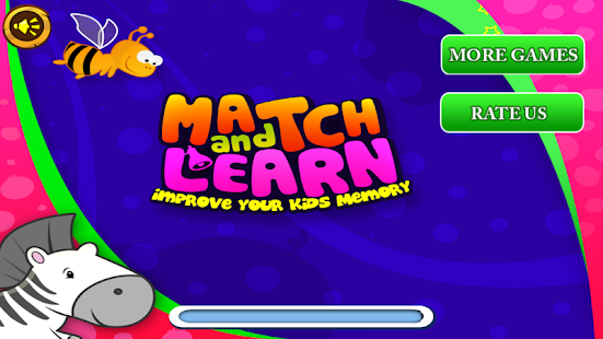 Match and Learn Lite - náhled