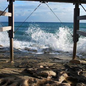 Meerschaum by Ivelina Angelova - Landscapes Waterscapes ( meerschaum limassol, cyprus )