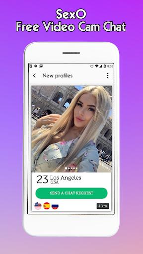 SexO: Free Video Cam Chat v1.5 screenshots 1