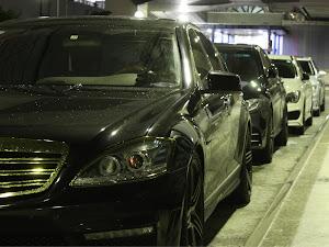 Sクラス W221 AMGスポーツエディション モカブラックのカスタム事例画像 たちせ Club Zeroさんの2019年07月17日01:27の投稿