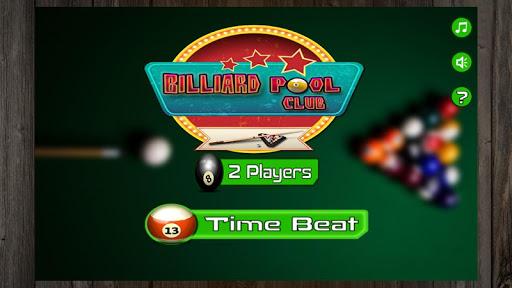 Billiard Pool Club