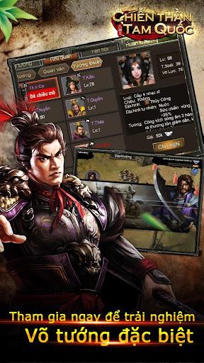 Chiu1ebfn Thu1ea7n Tam Quu1ed1c-Tranh Bu00e1 9.6.0 screenshots 12