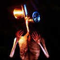 Siren Head Scary Horror Forest Story icon