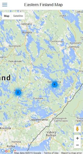 無料旅游Appの東フィンランドシティガイド|記事Game