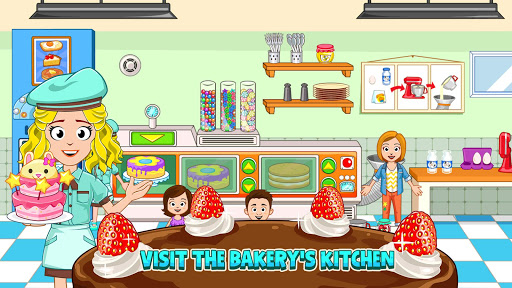 My Town : Bakery  screenshots EasyGameCheats.pro 3
