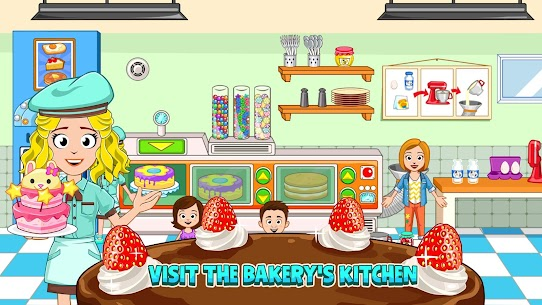 My Town : Bakery MOD (Paid Content) 3