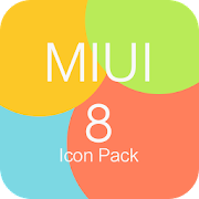 MIUI 8 - Icon Pack icon
