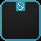 黑色锁屏 icon