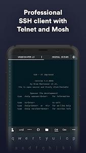 Termius - SSH/SFTP and Telnet client 4.1.10 (Mod)