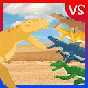 T-Rex Fights Raptors 0.3 APK Download